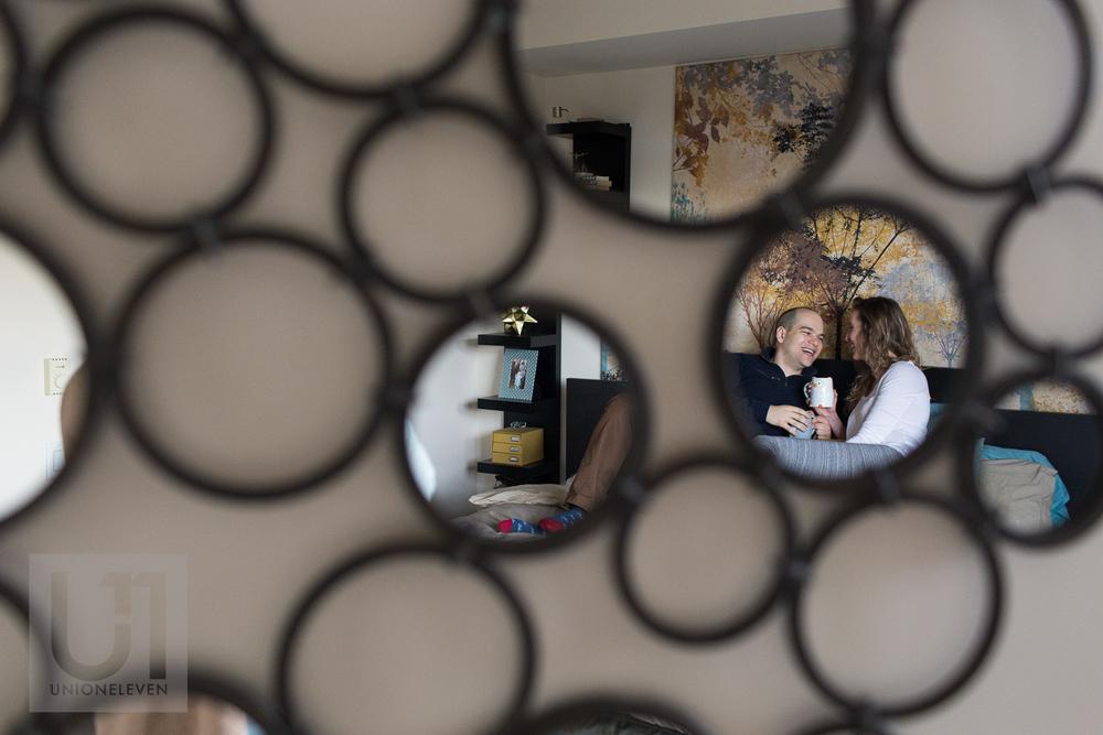Reflection-of-couple-mirror-ottawa-condo