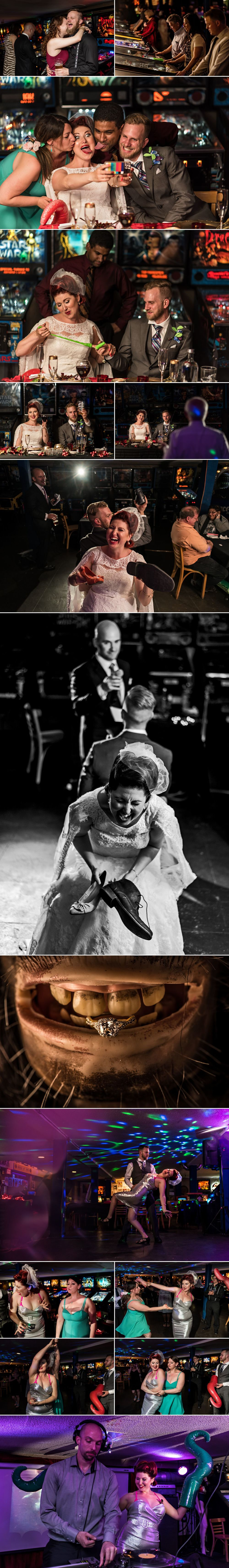 candid moments at a wedding reception at the house of targ in ottawa