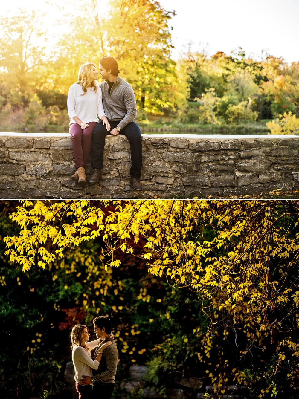 Engagement shoot in Ottawa