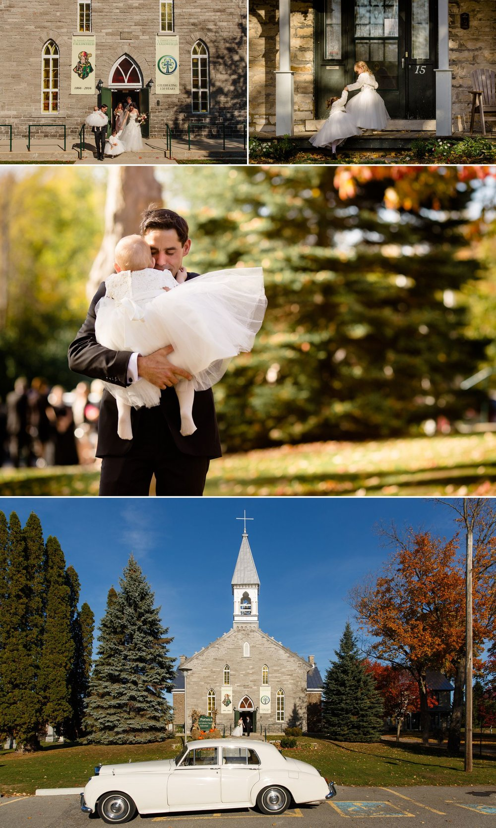 Wedding portraits in Ottawa