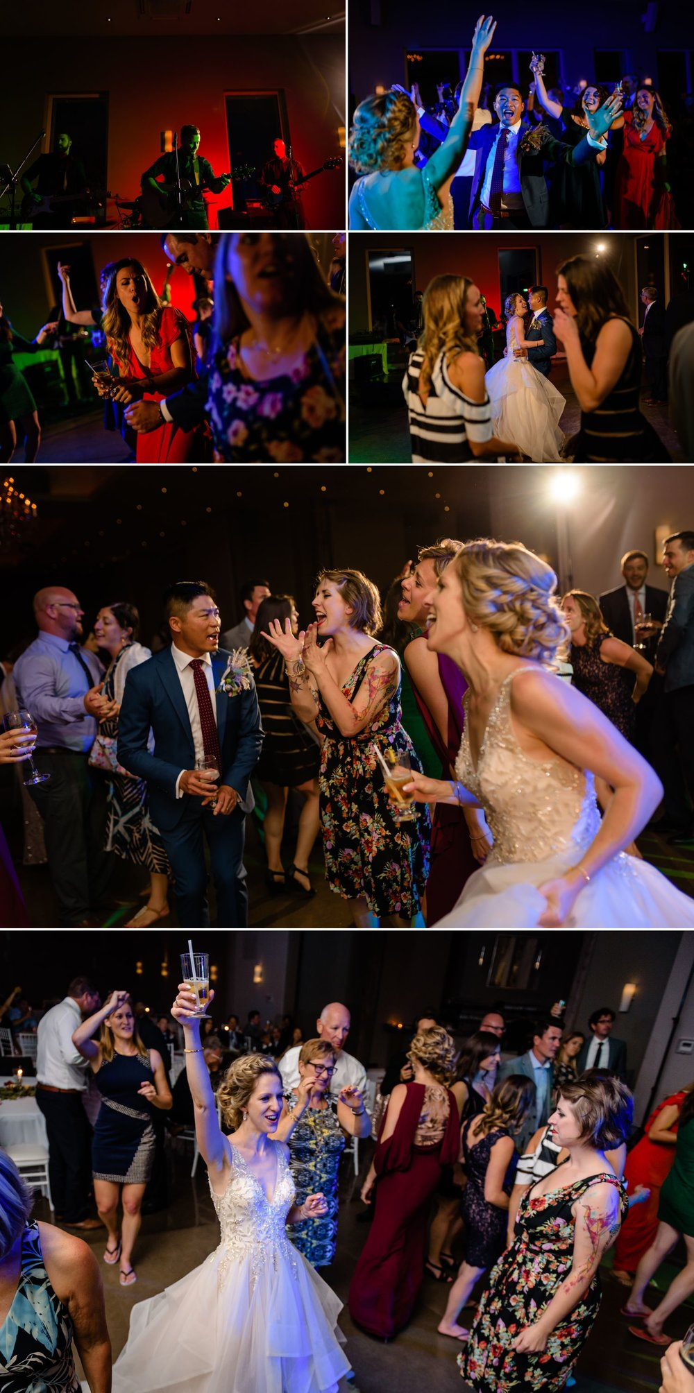 candid dance photos at a le belvedere wedding in wakefield quebec