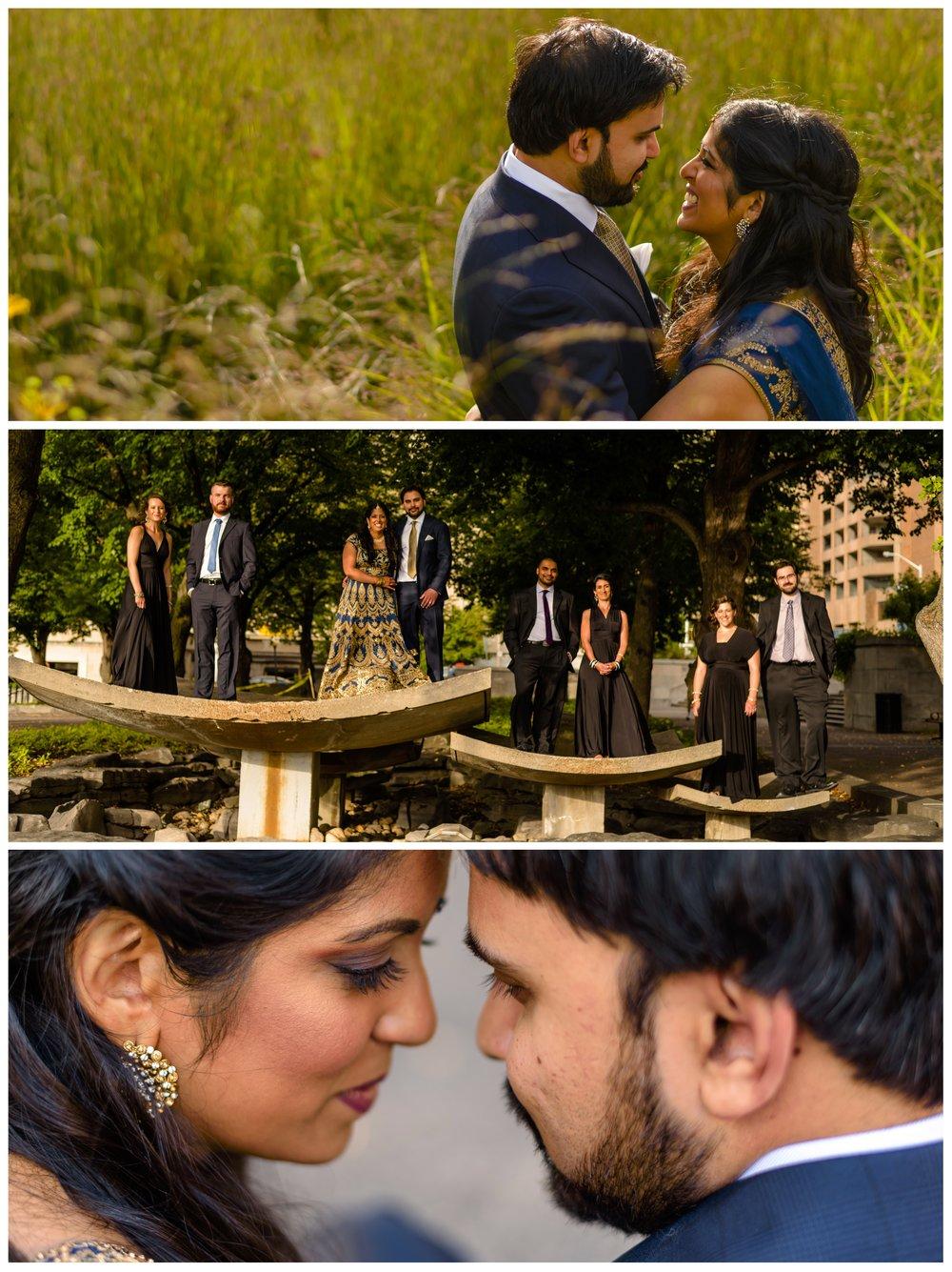 Indian wedding photographs