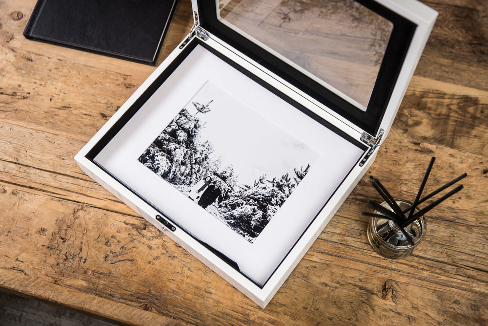 - Portrait Box's are a perfect way to enjoy your favourite photographs that aren't being displayed as Wall Art. Each photo is professionally printed with a 2