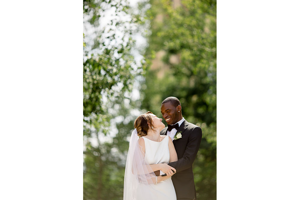 interracial wedding photograph in ottawa