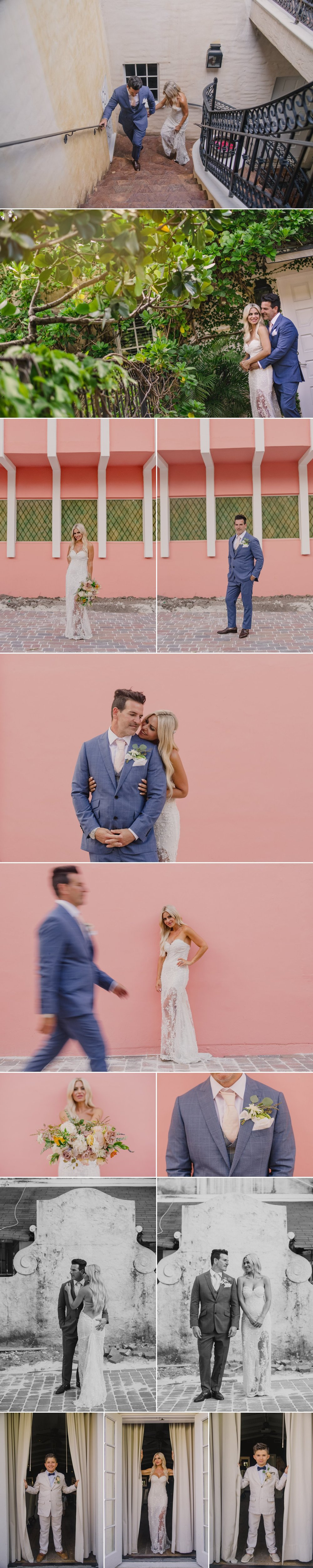 wedding portraits in miami