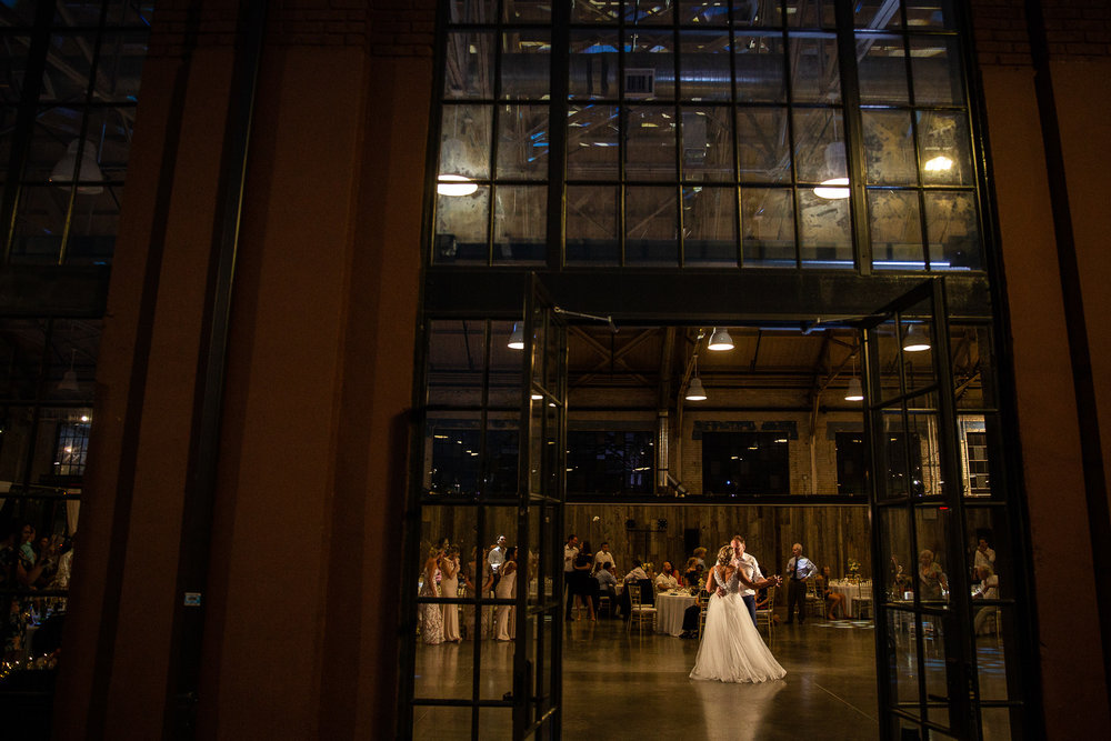 first dance at the horticulture building in ottawa