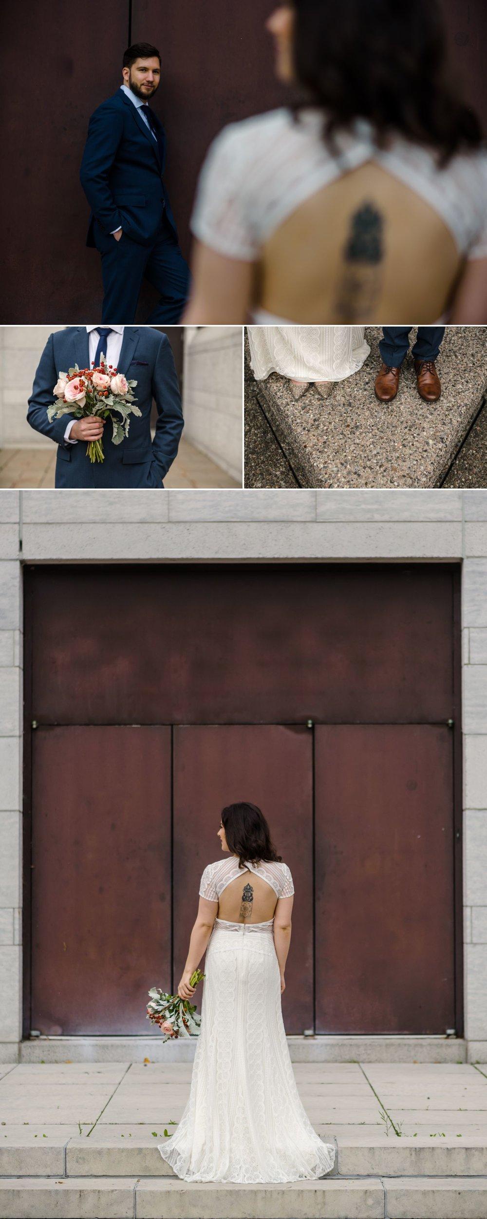 photographs of an ottawa wedding