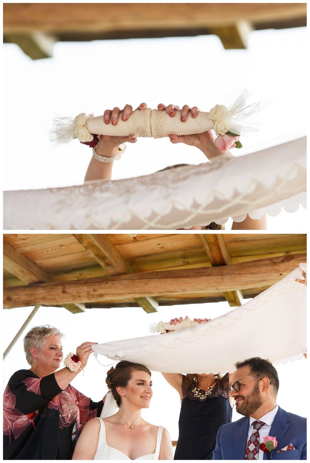 persian wedding ceremony photos