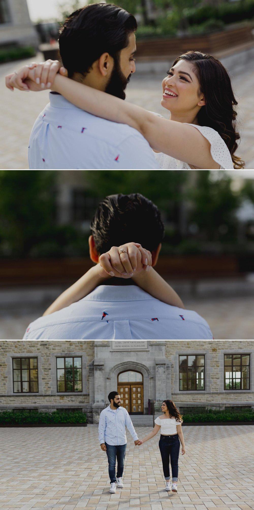 candid emotional engagement photographs