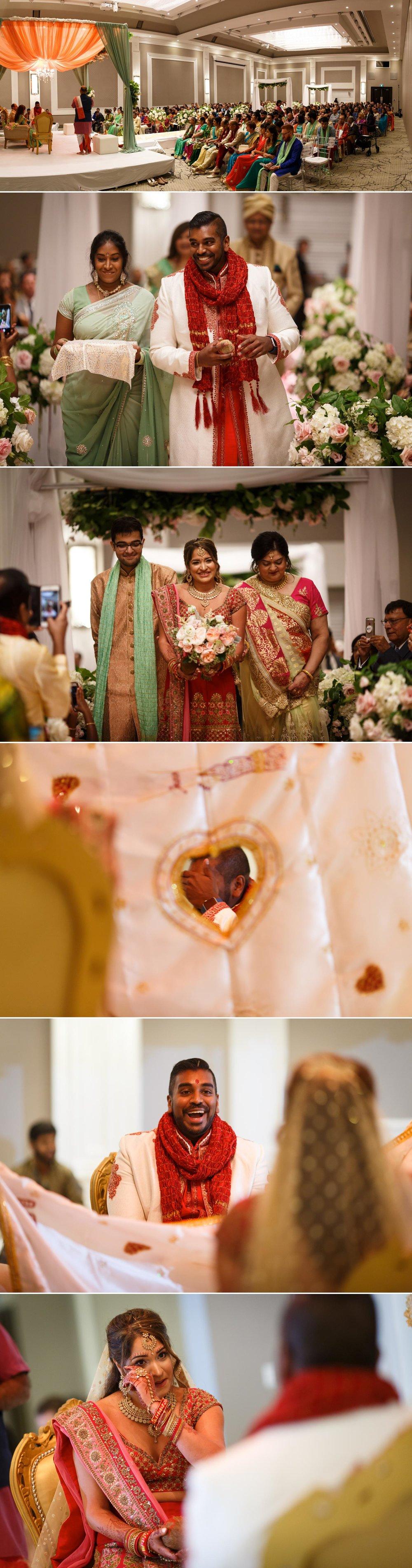 ottawa hindu indian wedding ceremony at infinity centre