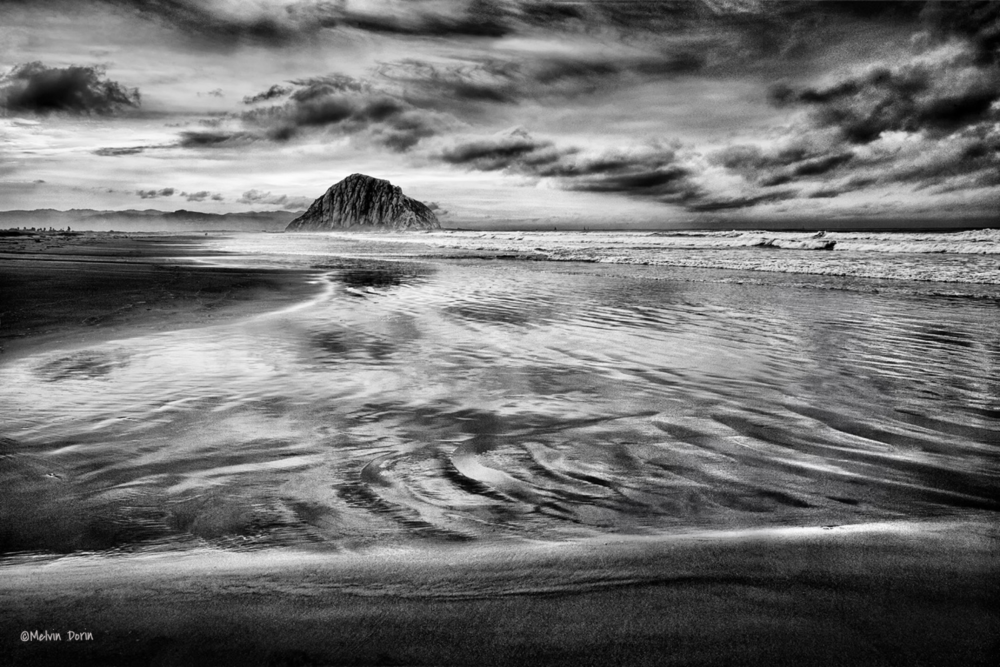 Dawn, Winter, Morro Strand