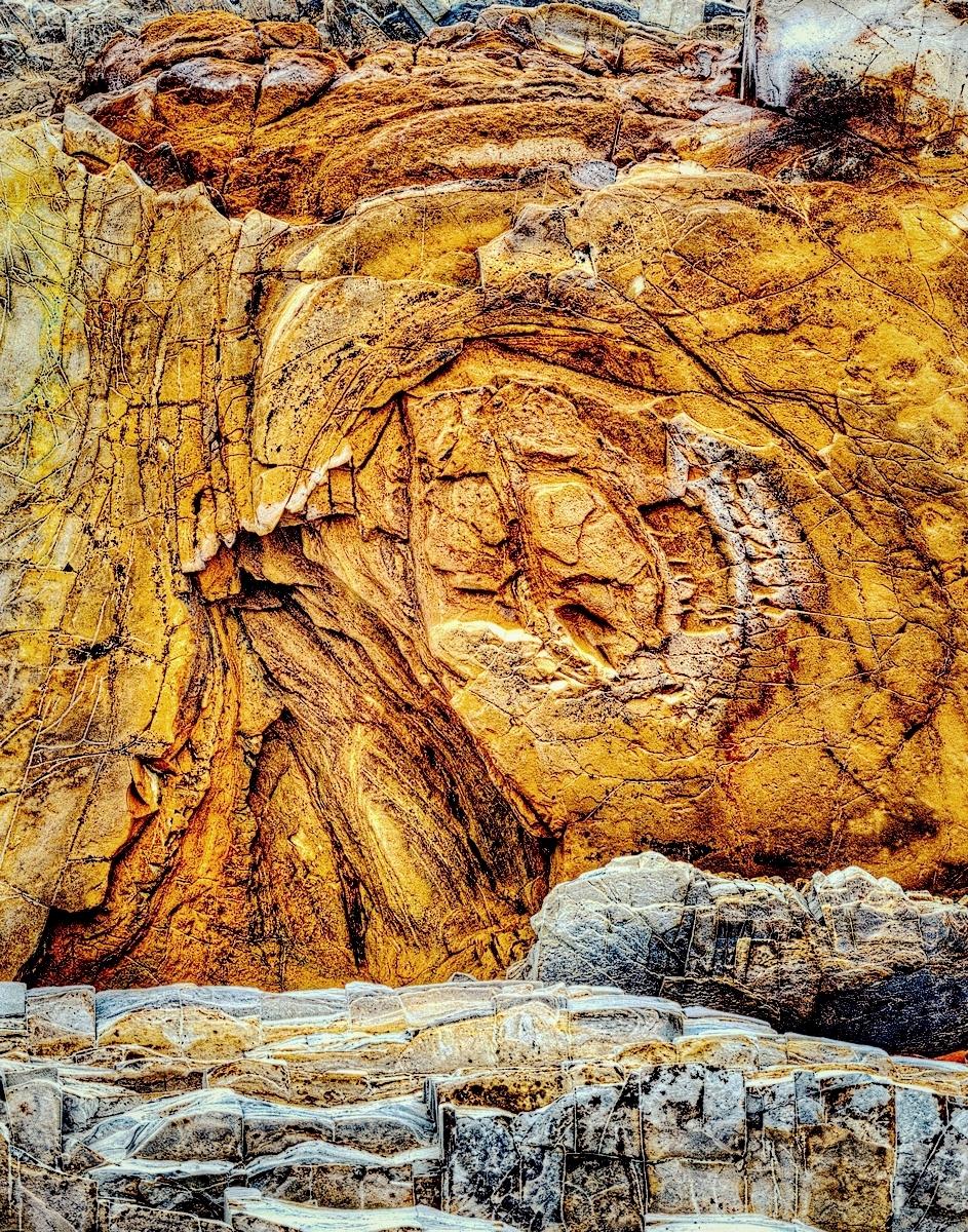 Sandstone, Montana de Oro