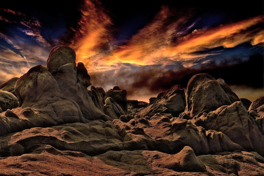 Leffingwell Sunset