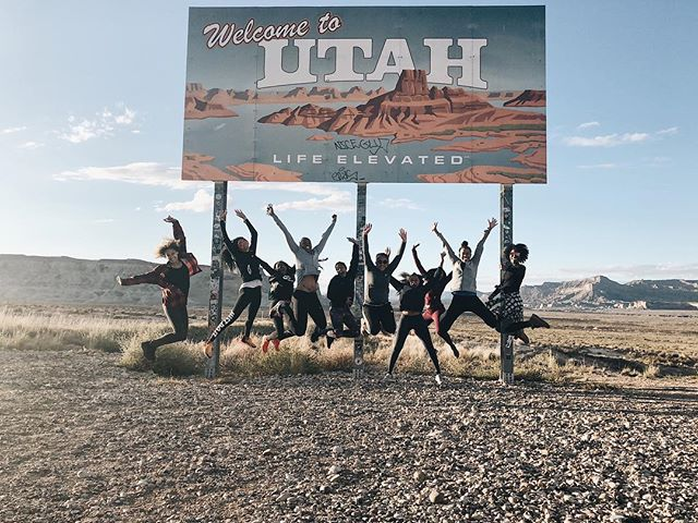 Thank you for being so good to us Utah 🏞 #oneyoungtraveler #OYTNationalParkTour #ohwehikehike