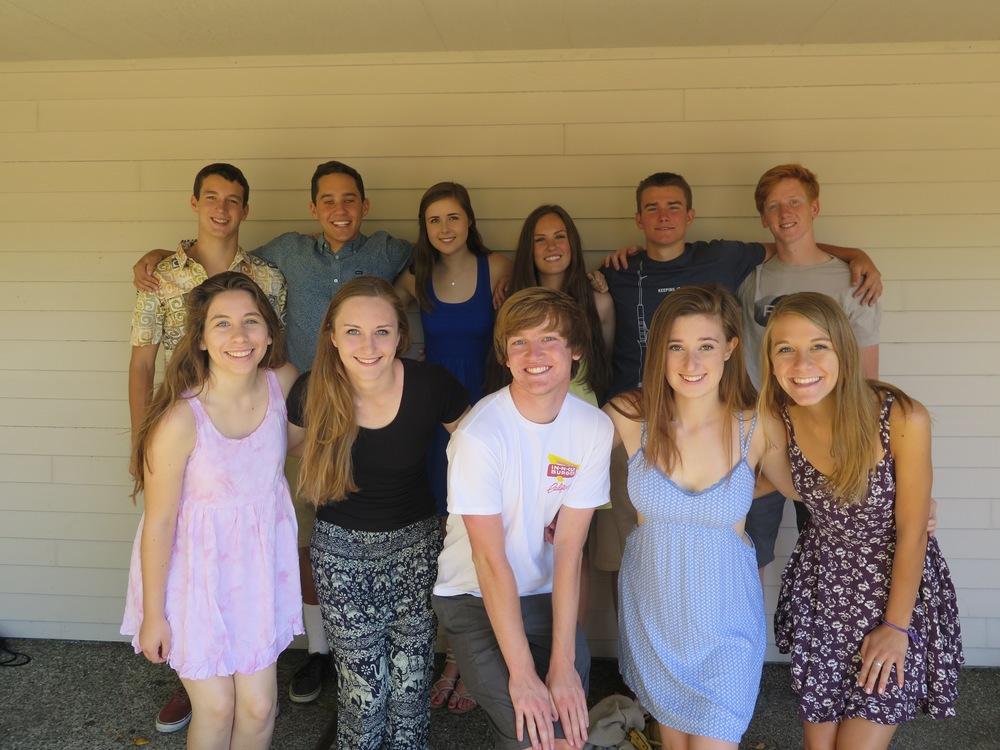 Senior Class of 2015