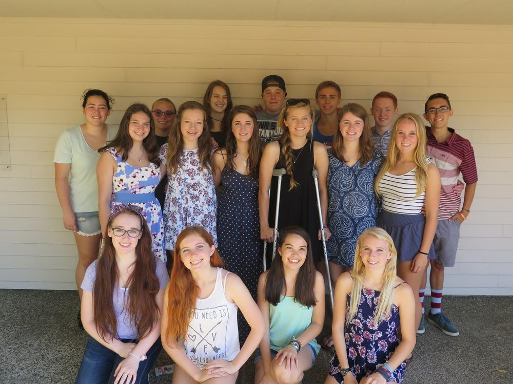 Junior Class of 2016
