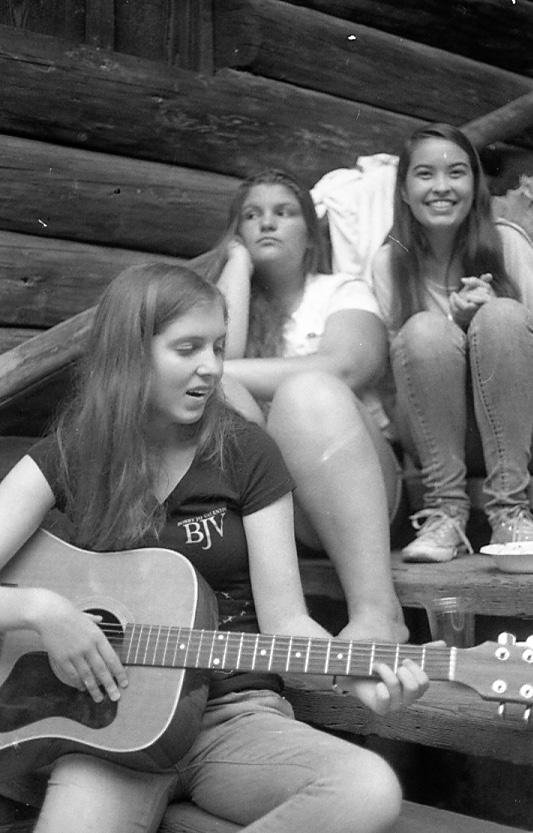 Starfire Summer Camp jam sesh 2015