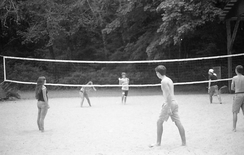 Starfire Summer Camp volleyball tourney 2015