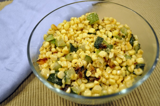 Sweet Corn & Zucchini Hash + an Animal Lover's Giveaway! — the avid ...