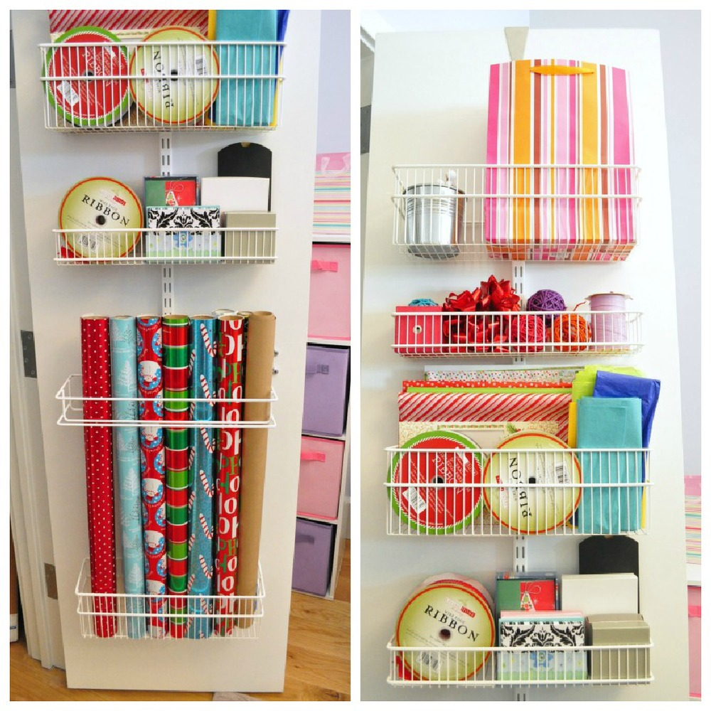 wrapping paper storage Do you store your wrapping paper in your scrapbook room i would like to move my wrapping supplies to my craft area, because i usually find i'm running to three different rooms when i need to wrap a present.