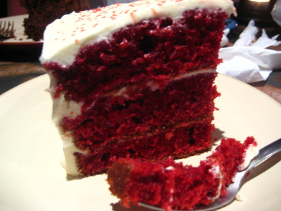 Mokas Red Velvet Cake the avid appetite