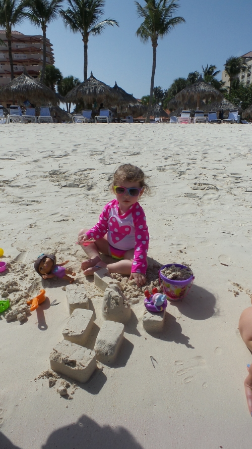 p loved the sun, sand + surf, which made our week a whole lot more enjoyable.