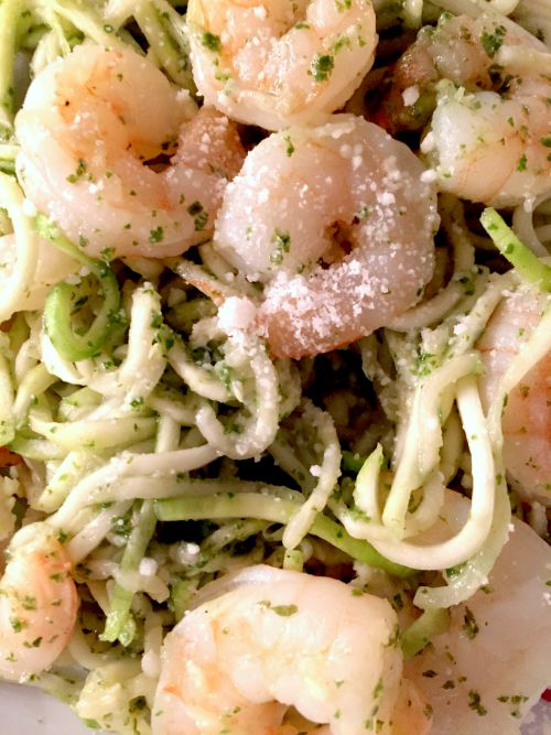 pesto shrimp2
