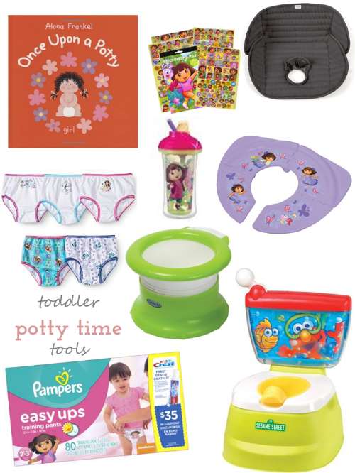 potty training tools