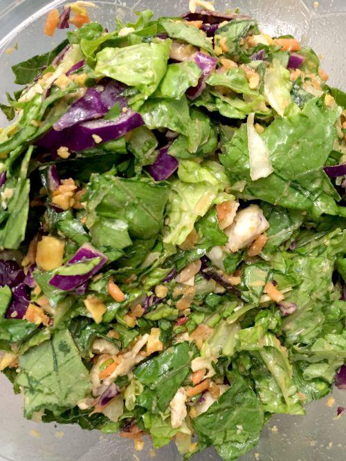 wiaw 7.29.15 thai salad