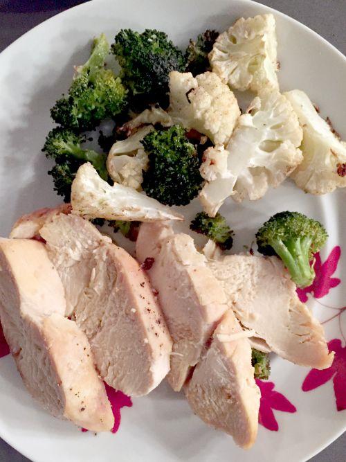 wiaw 7.29.15 chicken veg