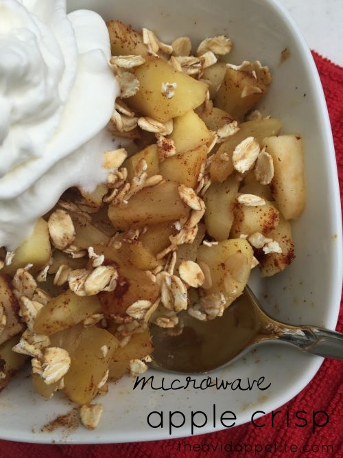 microwave apple crisp3