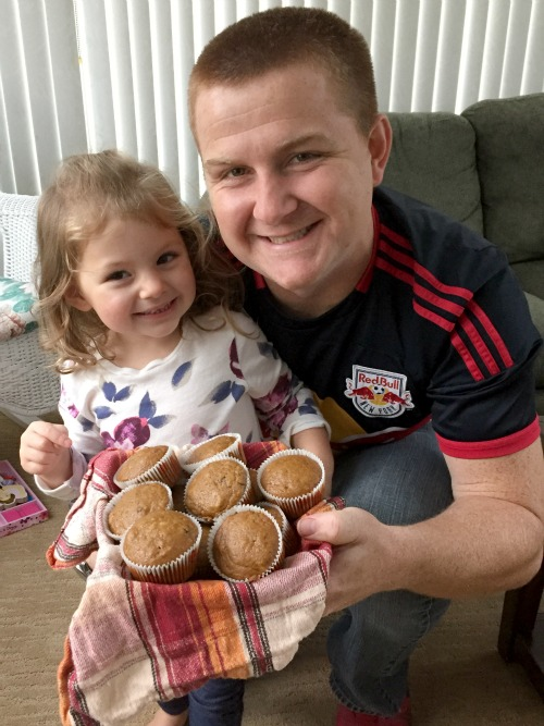 chocolate chip pumpkin muffins3