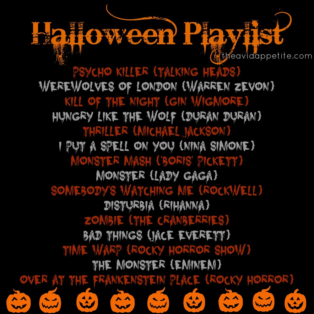 halloween 14 playlist