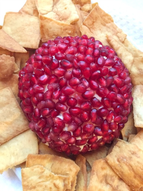 pomegranate cheeseball4