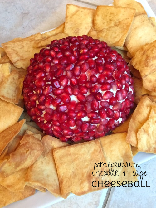 pomegranate cheeseball1