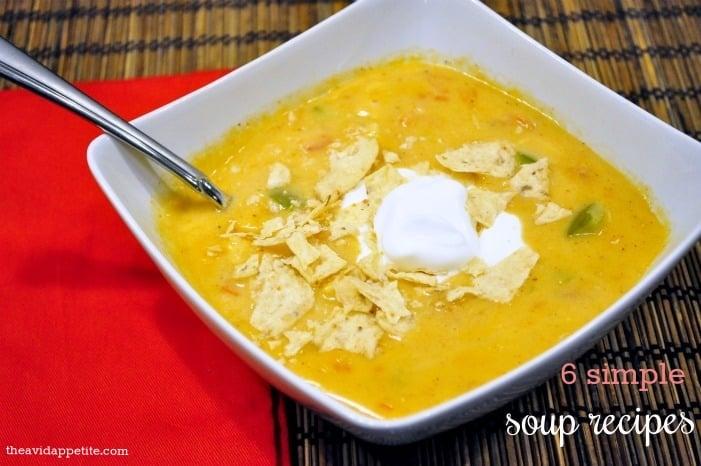 cheesy chicken soup2