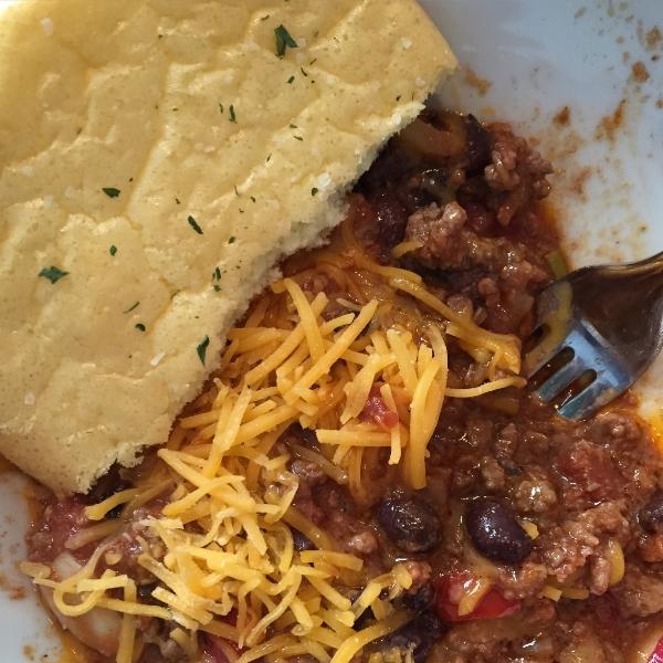 cloud bread chili