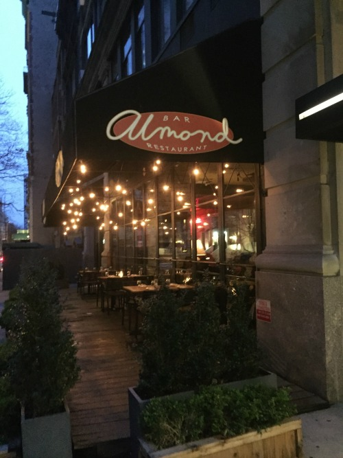 nyc almond
