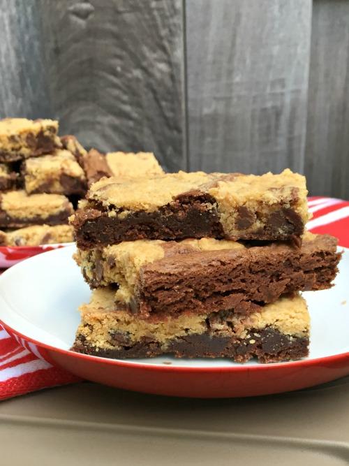 cookie dough brownies1