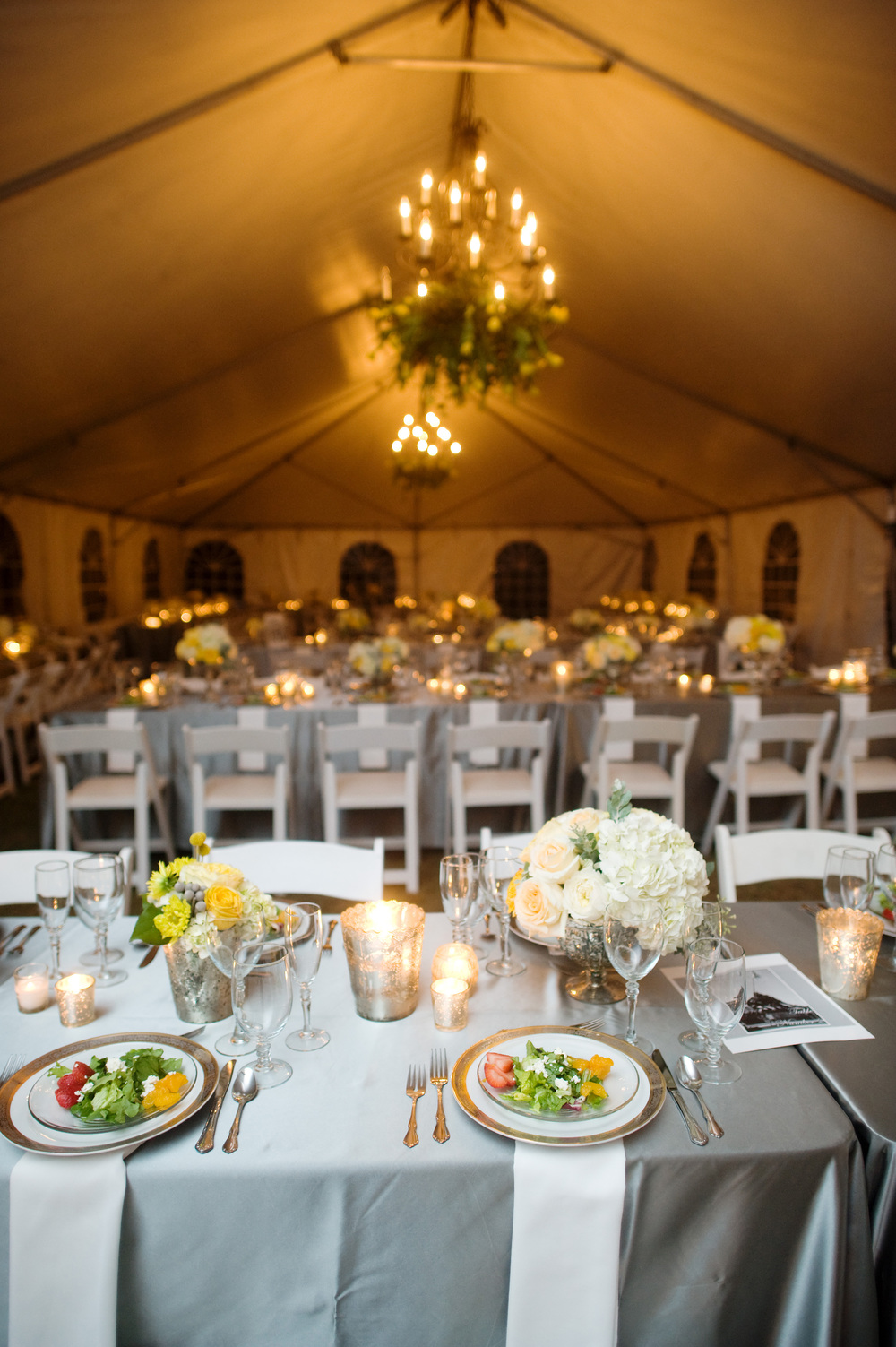 Auburn Alabama Southern Wedding Reception