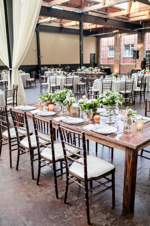 Foundry at Puritan Mill Atlanta Wedding