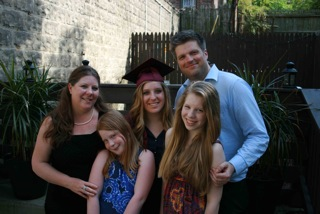Kristina is a part of Library For All's PR team, and this is a beautiful picture of her family.