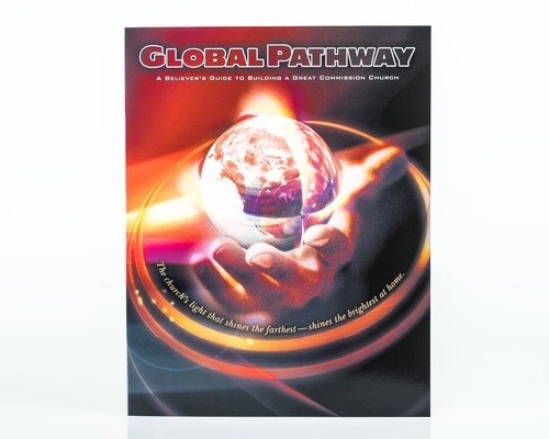 The  Global Pathway 2nd Edition (English) Student Manual   provides believers with a workbook of tools, including the training content, margins for notes, and a helpful Appendix.