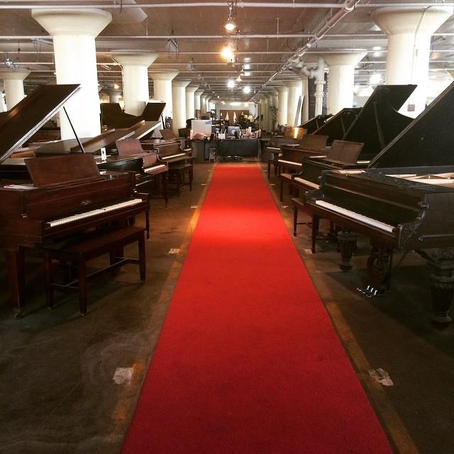 Piano Sale