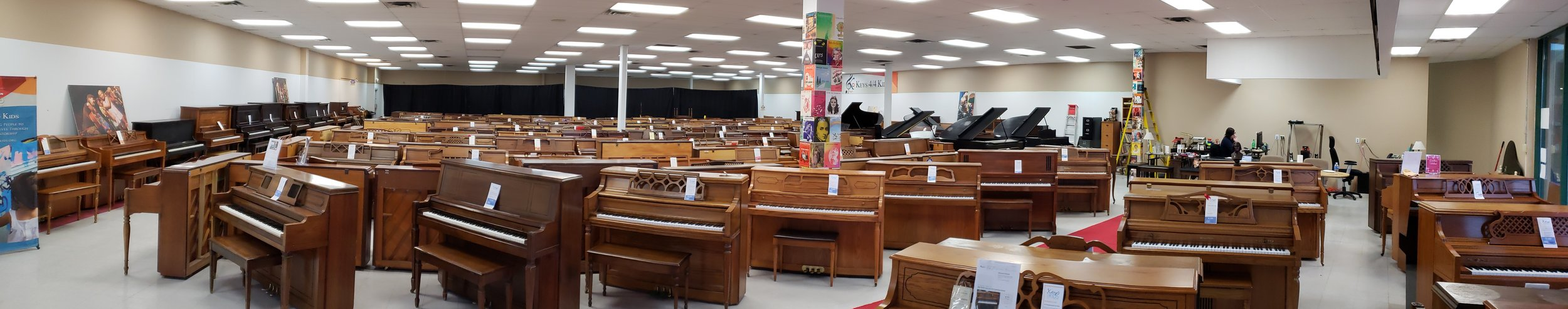 Keys 4/4 Kids | Upright & Grand Pianos for Sale