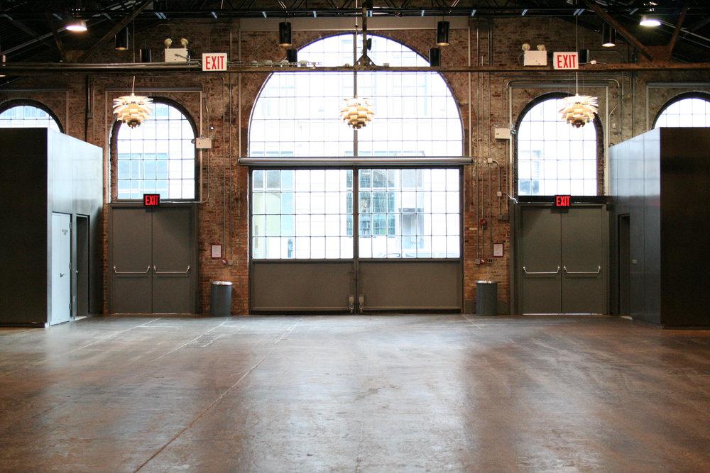 Theatre, Front Doors