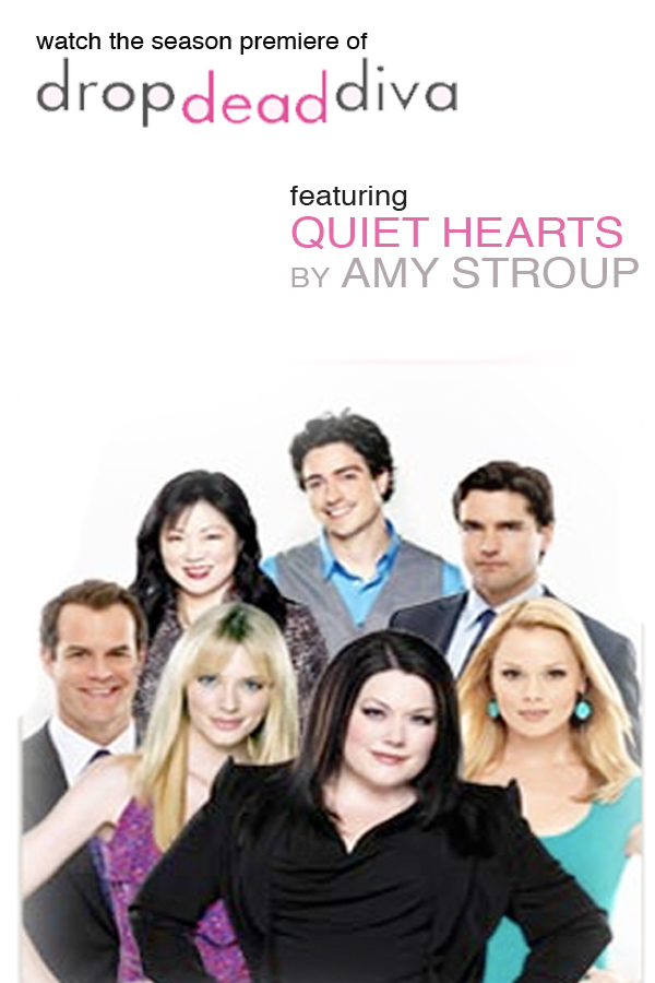 Quiet Hearts on Drop Dead Diva