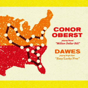Conor Oberst & Dawes: Split
