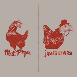 Matthew Pryor & James Dewees: EP
