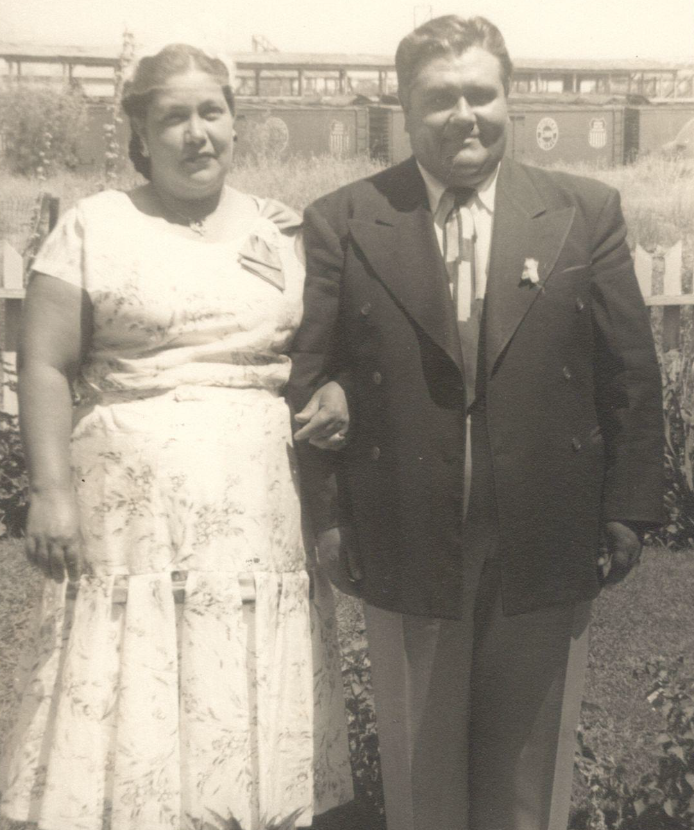 Alberto and Carmen Heredia